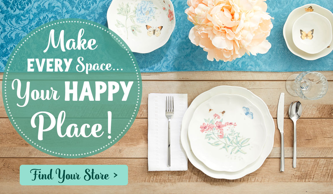 Make Every Space Your Happy Place!