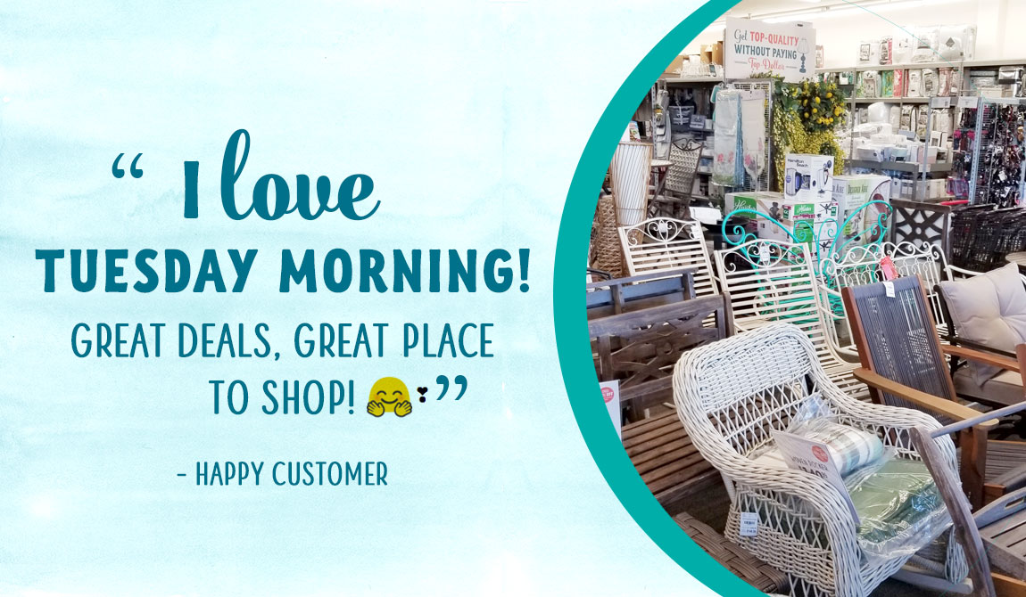 Tuesday Morning Top Quality Home Decor Rock Bottom Prices
