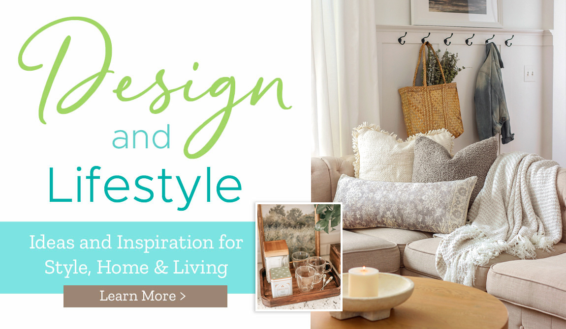 Design and Lifestyle! Ideas and Inspiration for Style, Home & Living