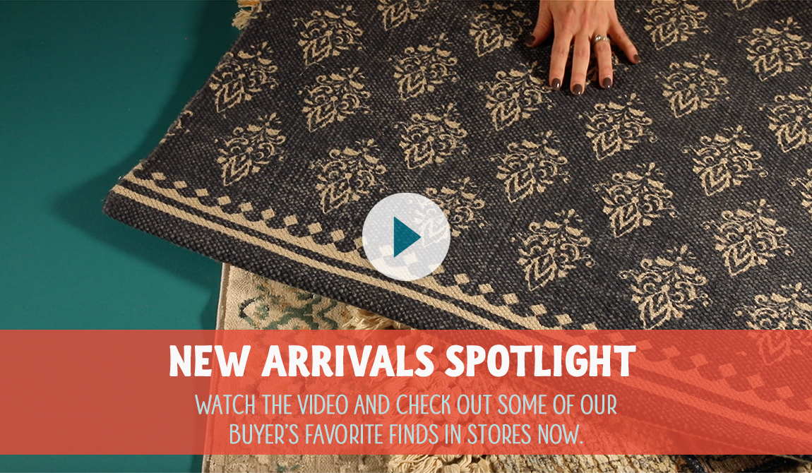 Rug New Arrivals video