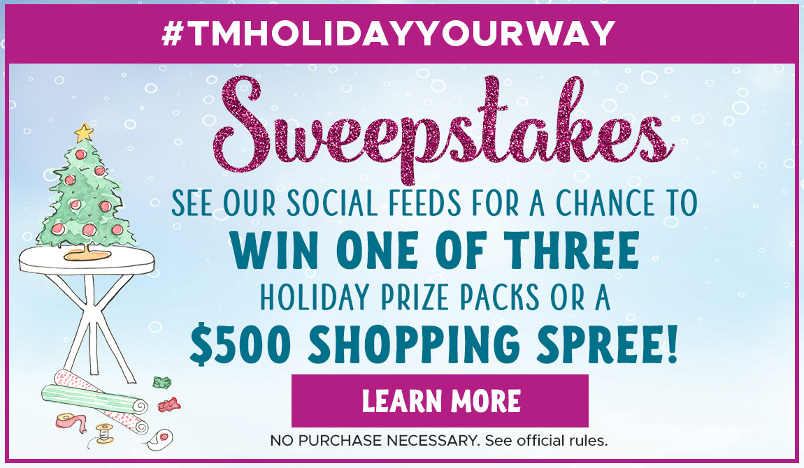 Social Holiday 2019 Sweeps
