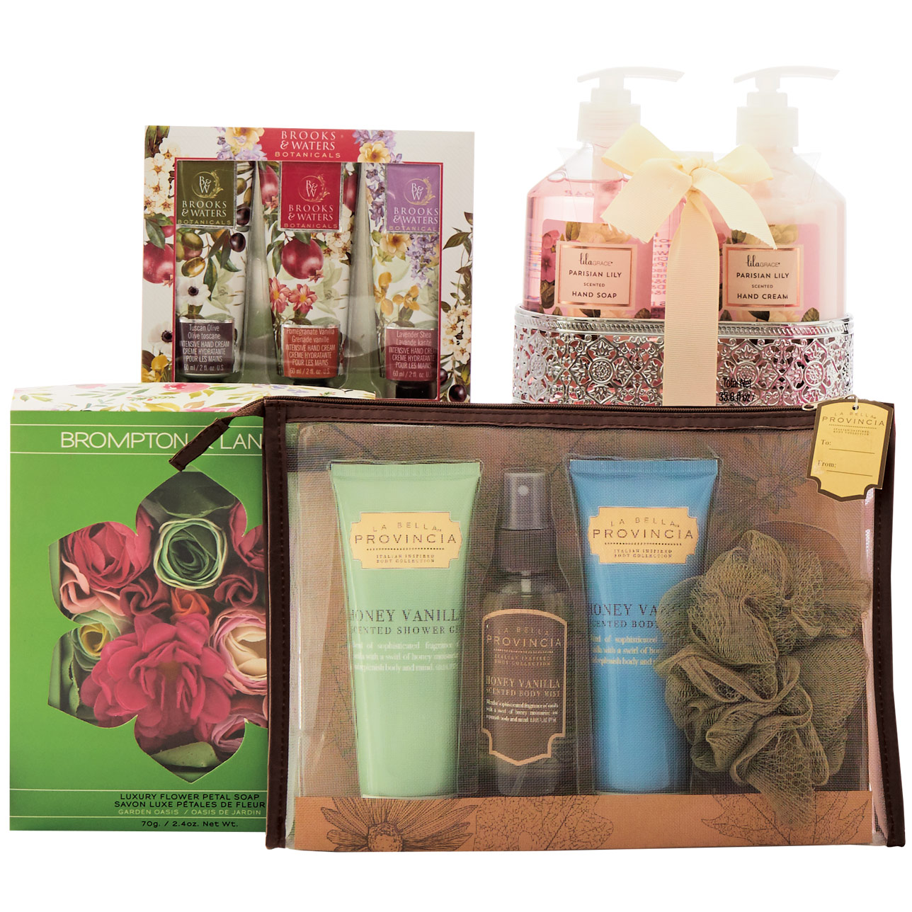 Assorted Bath And Body Gift Sets