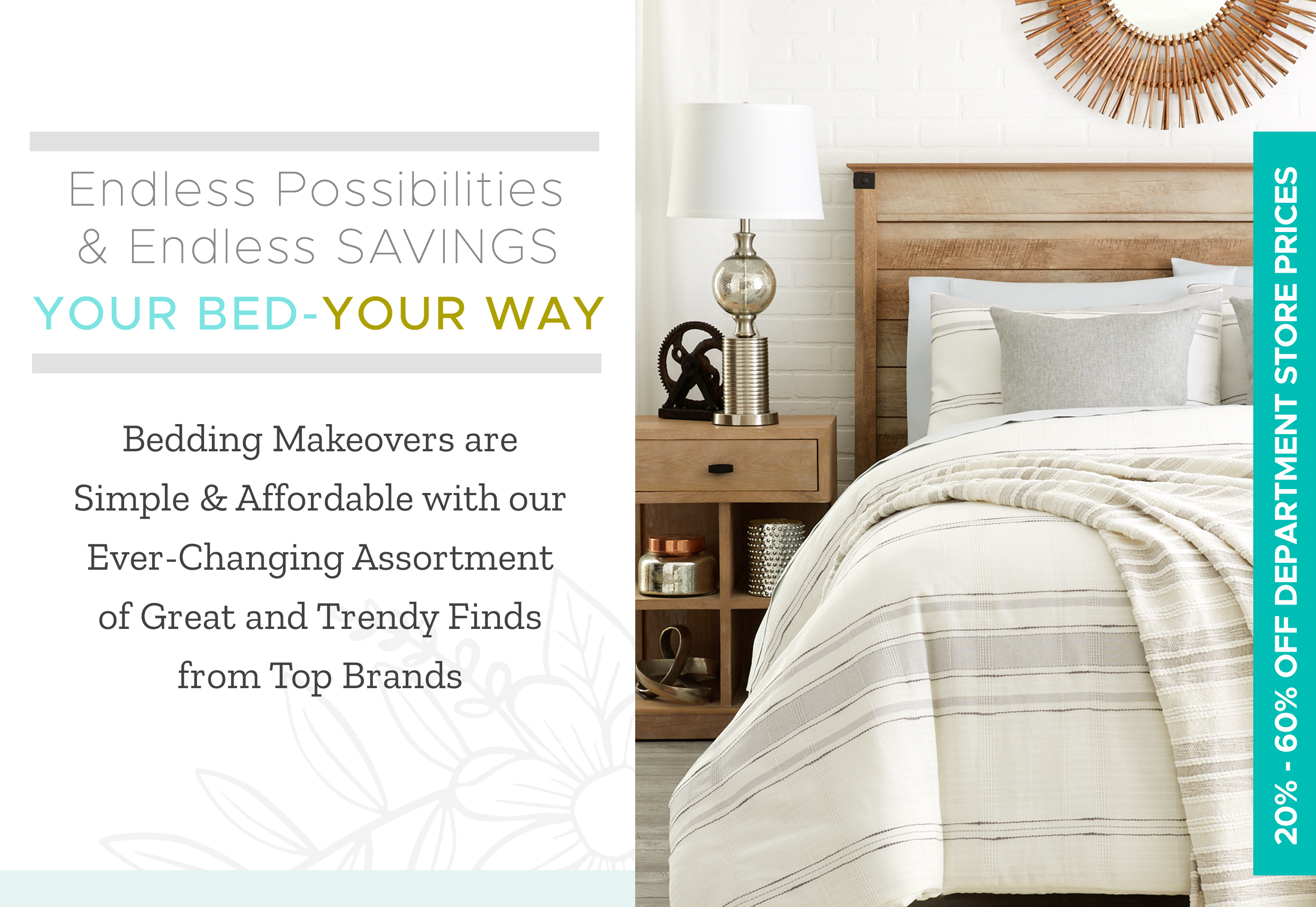 Bedding - Your Bed - Your Way
