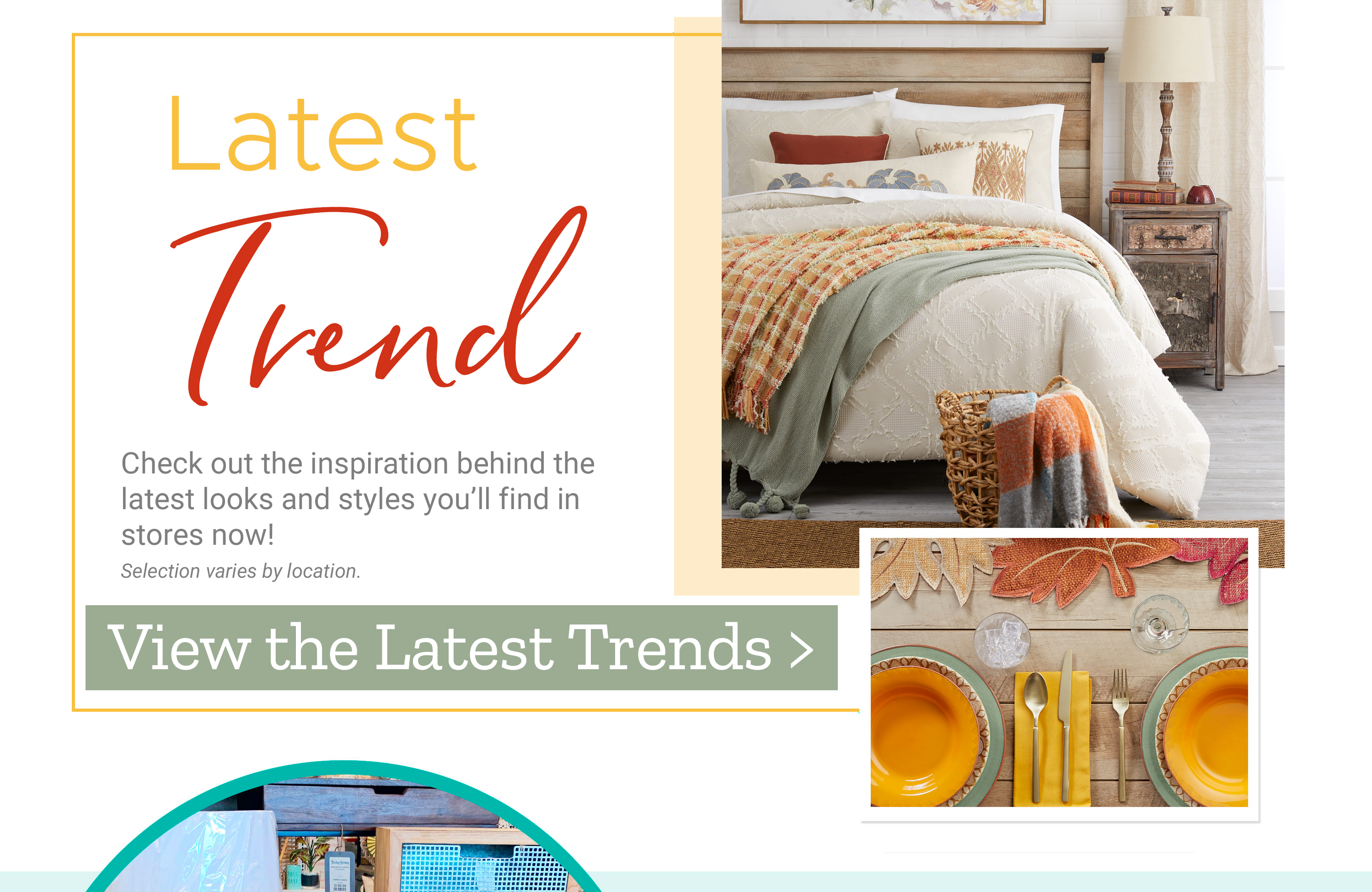 Latest Trends - View the Latest Trends >
