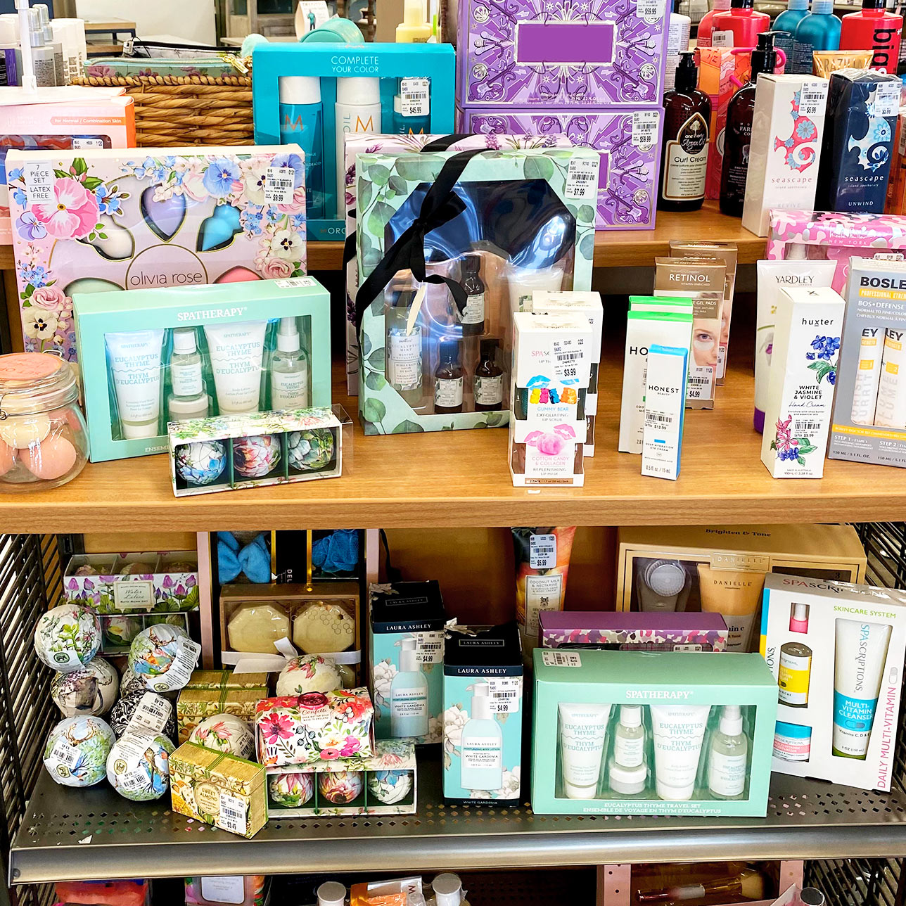 In stores now image update bath and body