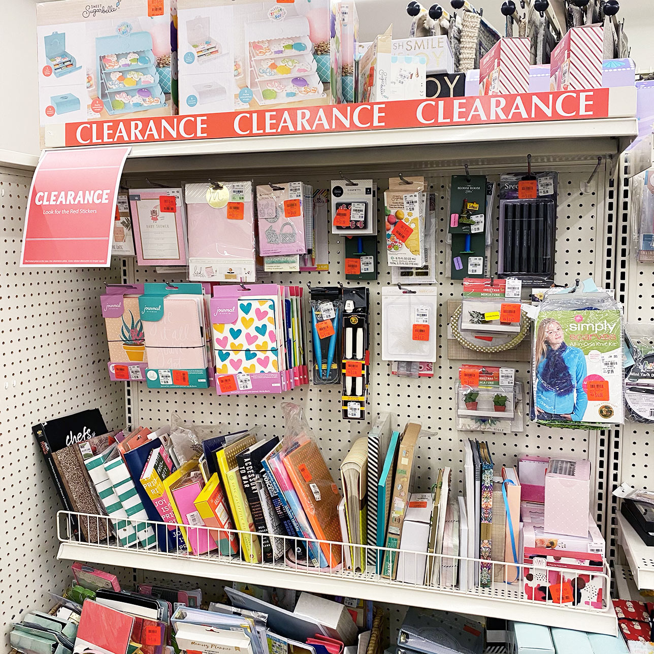 In Store Now Clearance Update
