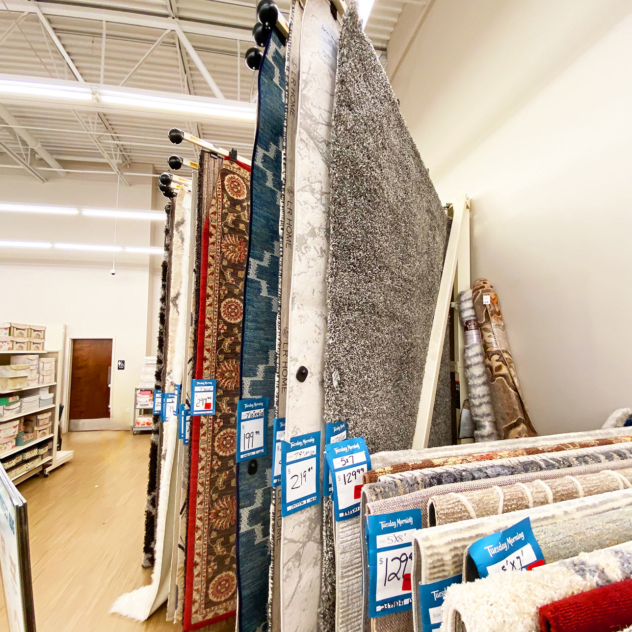 In Stores Now rugs image update
