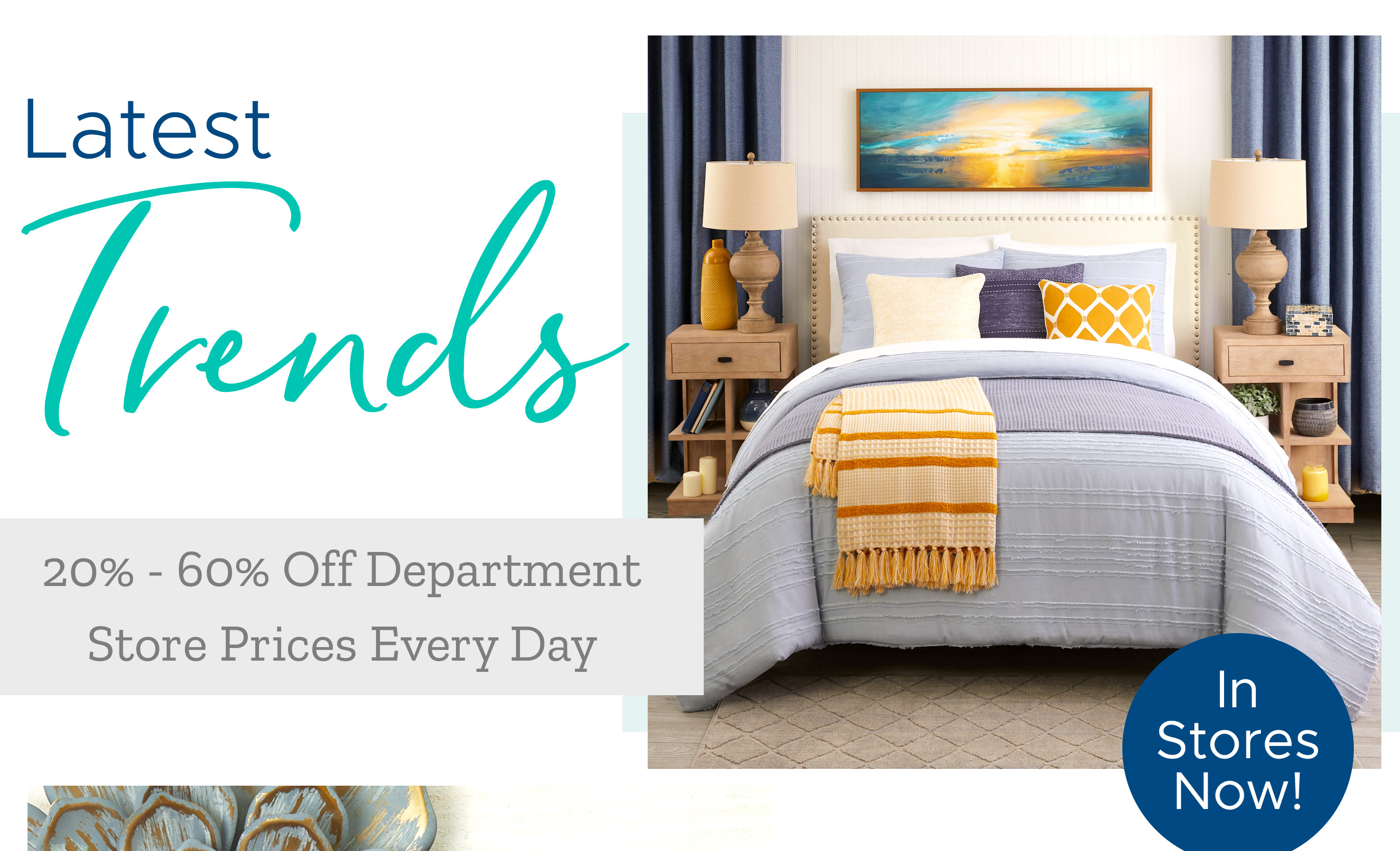 Latest Trends - 20% - 60% Off Department Store Prices Every Day