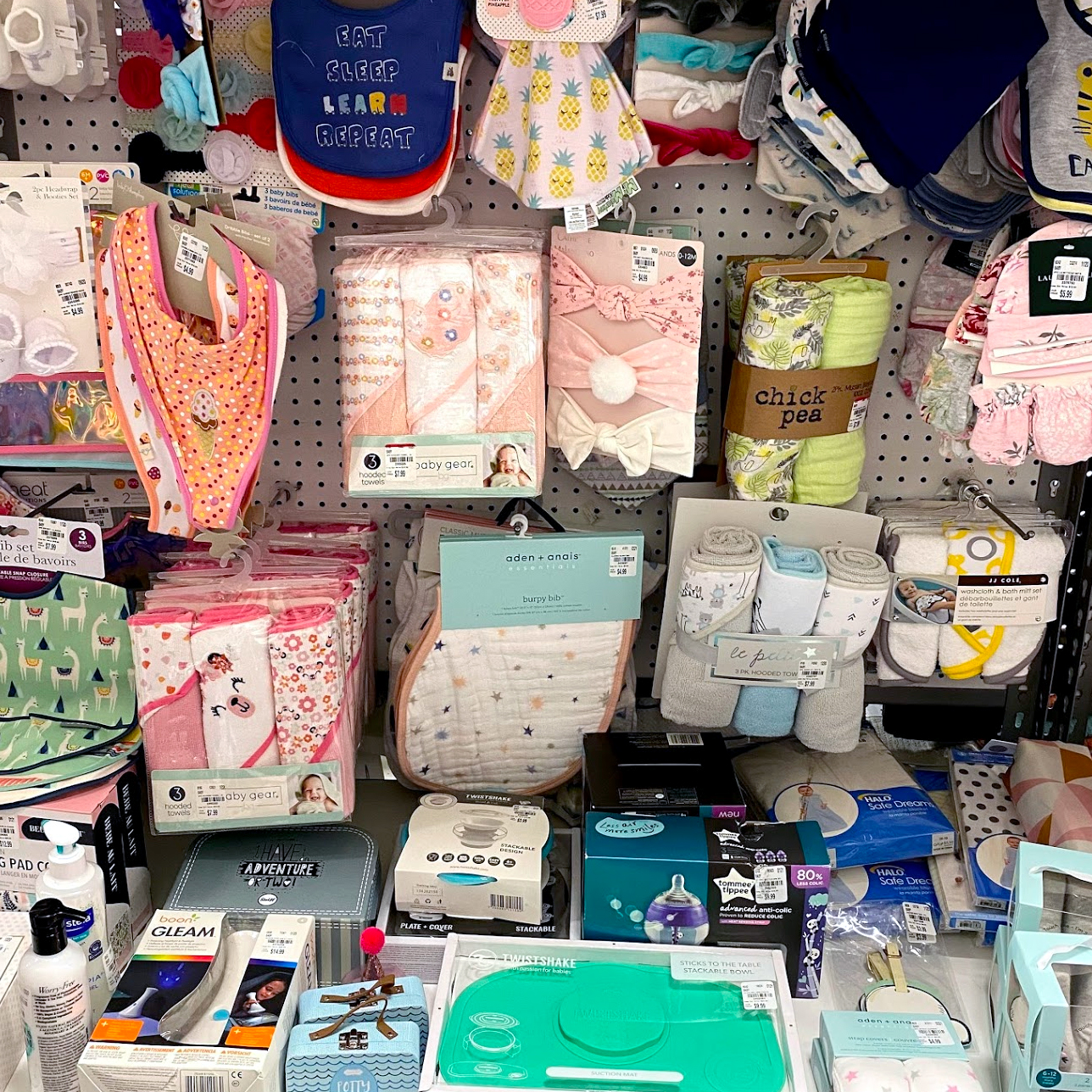 Jan. Baby Gifts Update