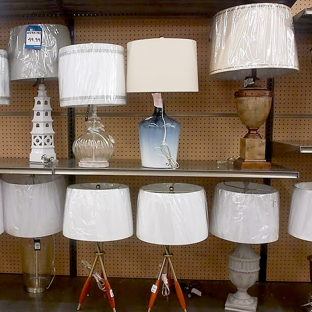 October lamps update