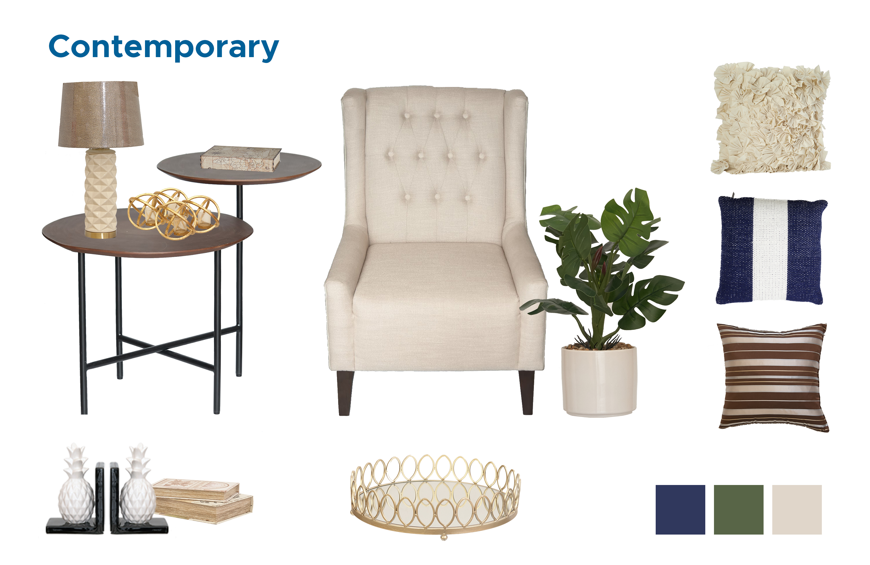 What's Your Style? Contemporary
