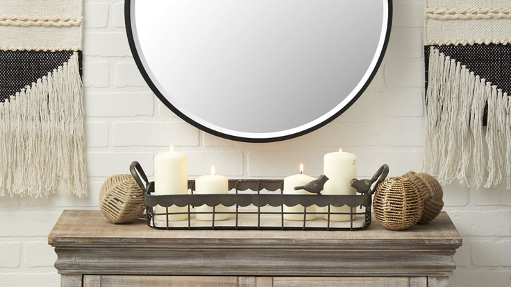 Home Decorating with January Trends