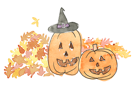 Halloween Header Images